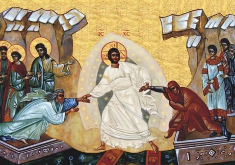 Anastasis - Auferstehung