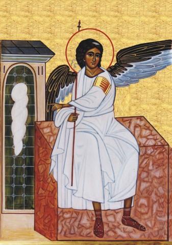 Engel der Auferstehung